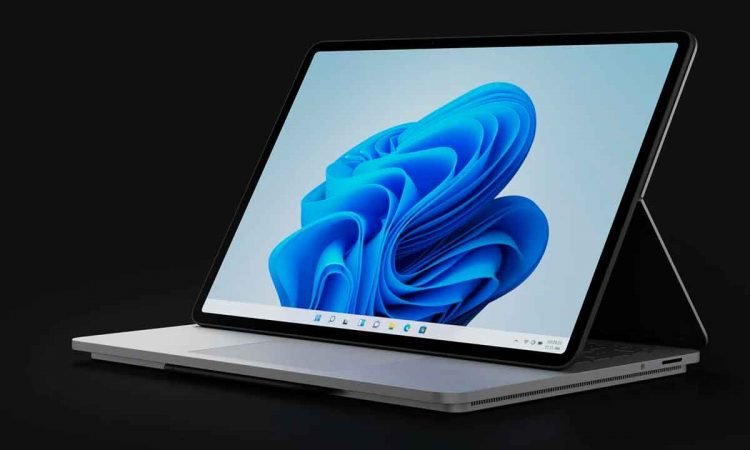 Surface Laptop Studio: A screen that will surprise you
