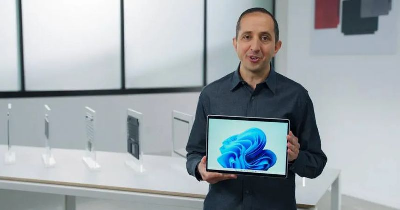 Microsoft revealed its new devices