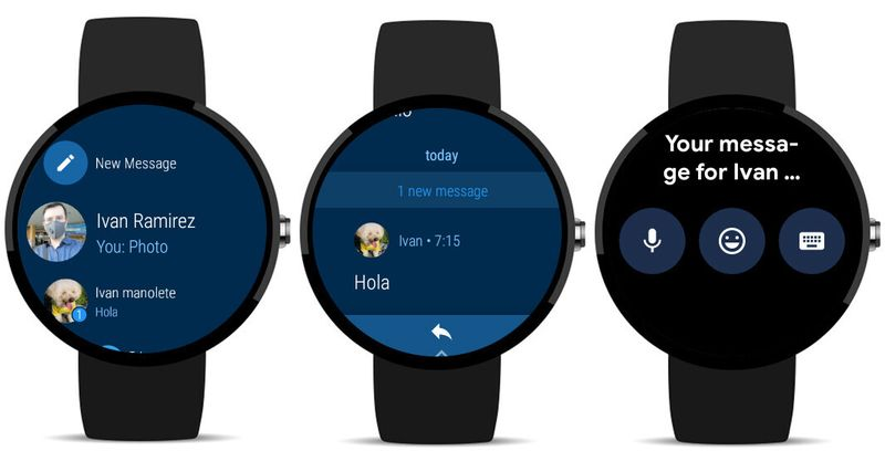 Telegram for Wear OS disappears when upgrading to version 8.0