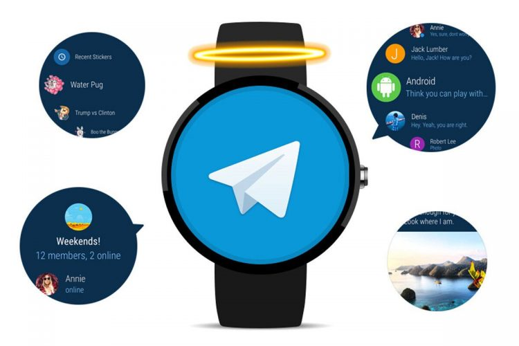 Telegram for Wear OS will be discontinued after version 8.0 update
