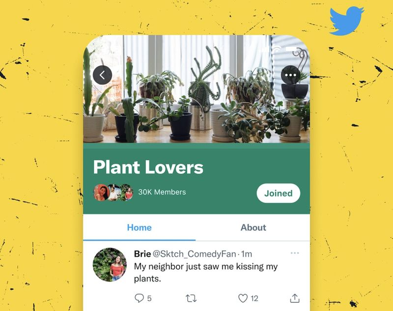Twitter introduces Communities