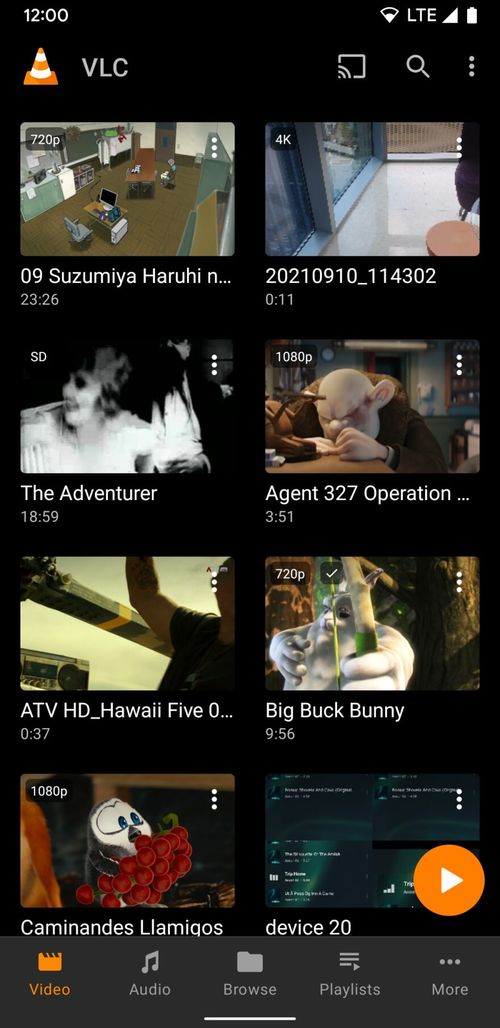 VLC 3.4 for Android debuts new features