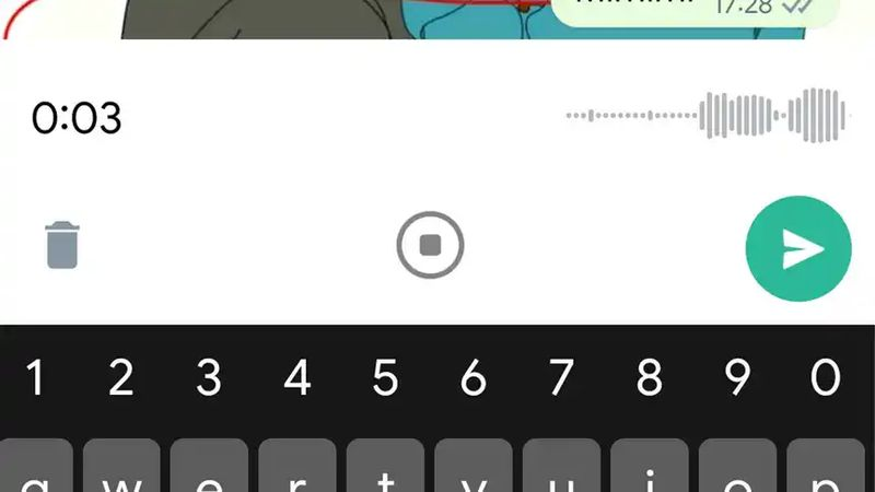 WhatsApp for Android debuts new features for voice messages