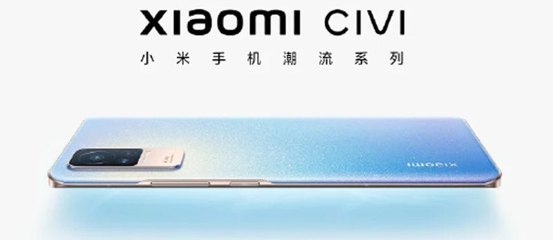 Xiaomi Civi is launched: Specs, price and release date