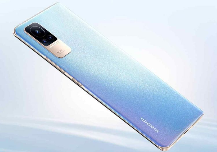 This is Xiaomi Civi: A new upper-middle-range smartphone