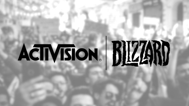 Activision Blizzard has just agreed to settle a discrimination lawsuit for a fraction of its yearly earnings