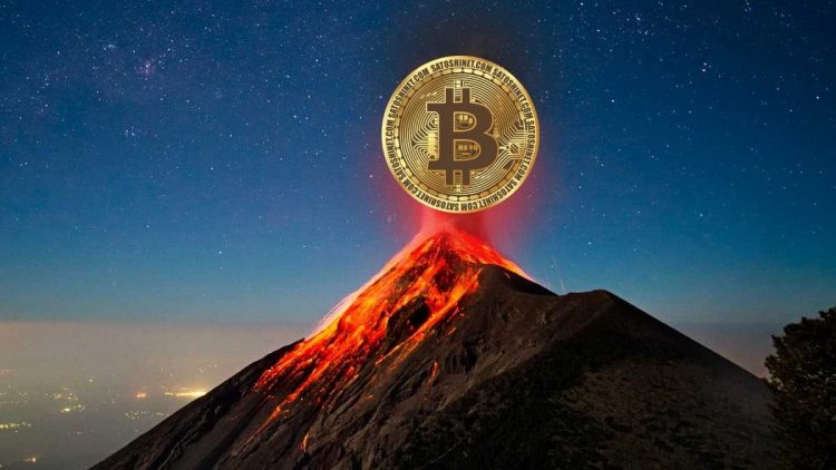 President of El Salvador shares a video showing their volcano-powered Bitcoin mining project