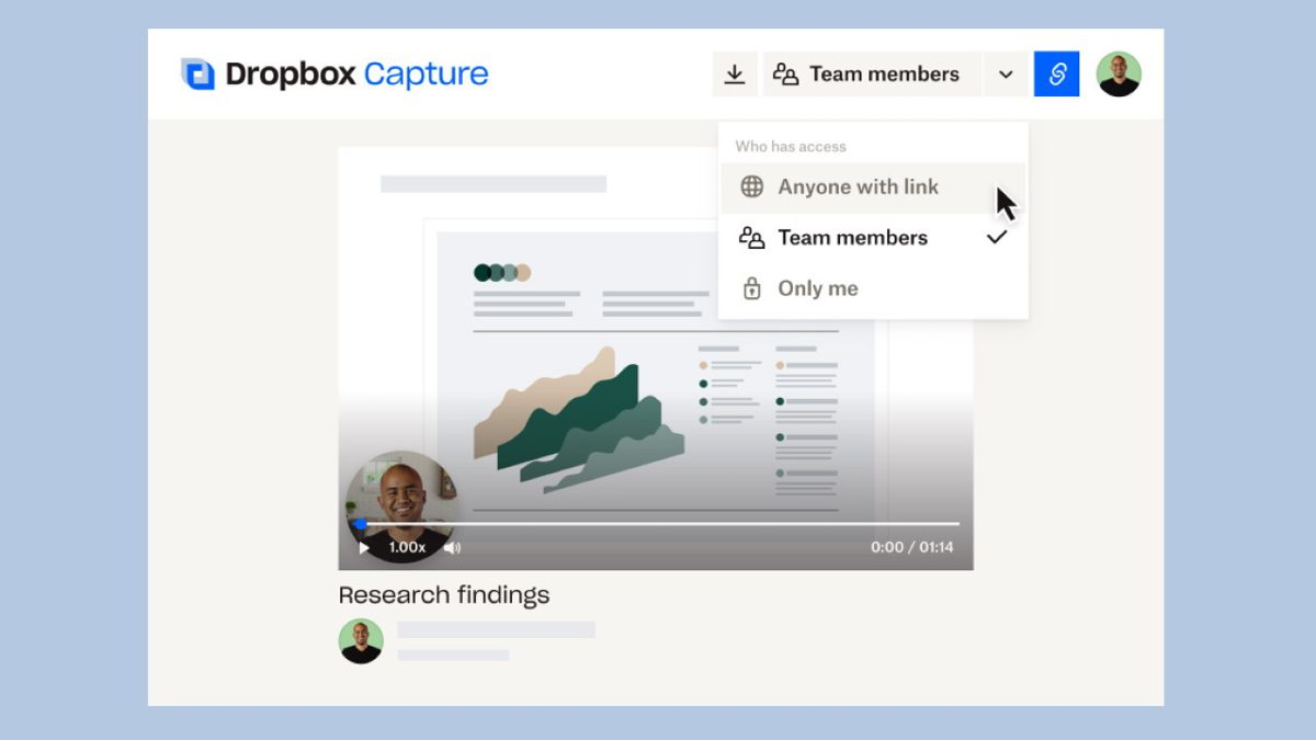 Dropbox launches two new tools: Capture and Replay