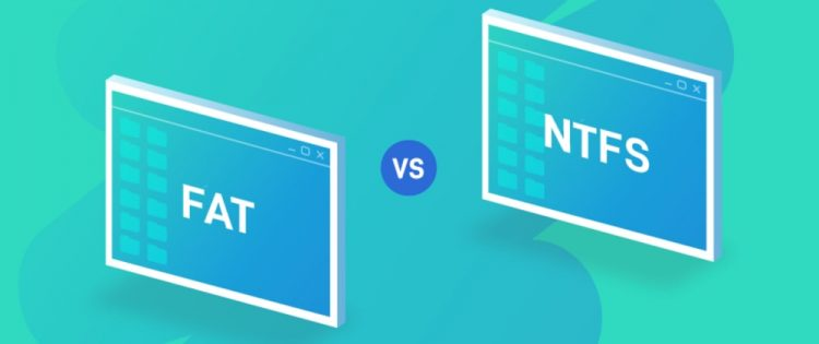 NTFS vs FAT32: What one is better and what are the differences?