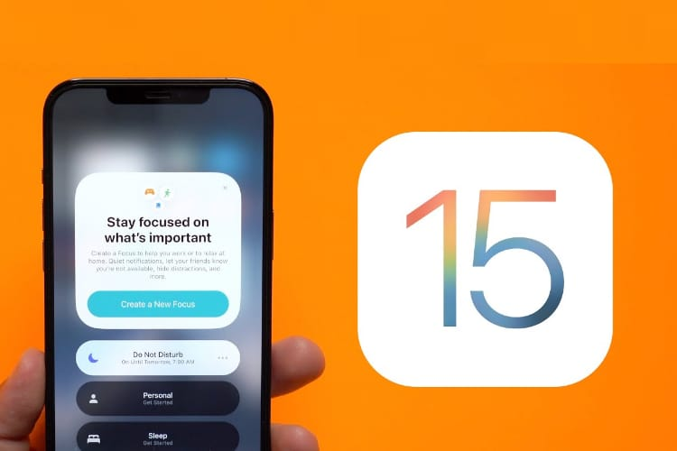 How to create and use a Focus Mode in iOS 15 and iPadOS 15?