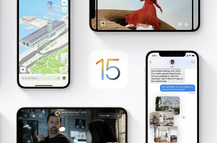 iOS 15 and other systems arrive today
