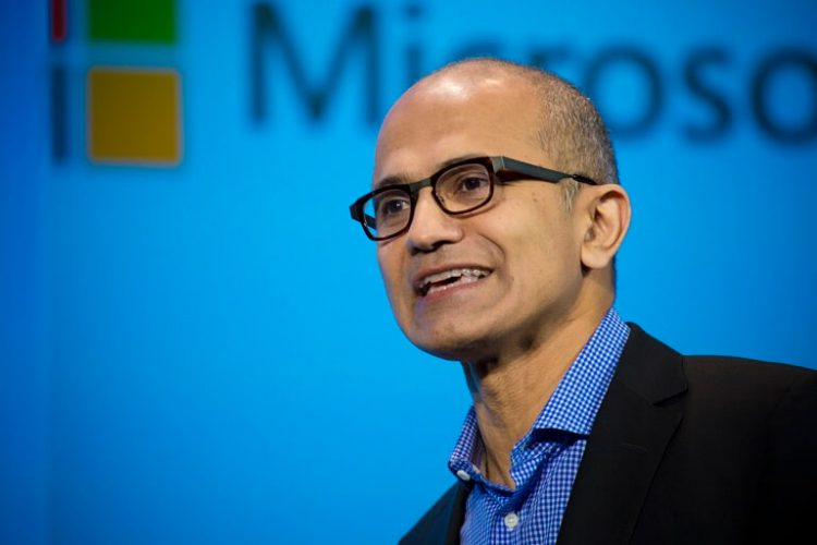 """Trump's efforts to make Microsoft buy TikTok was the """"strangest thing I've ever worked on,"""" says Satya Nadella"""