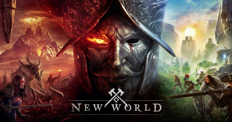 New World is just launched and it's already the most played game on Steam
