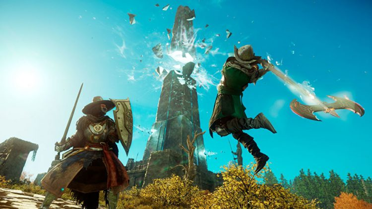New World: Amazon Games is trying to reduce queue time for the trending MMO