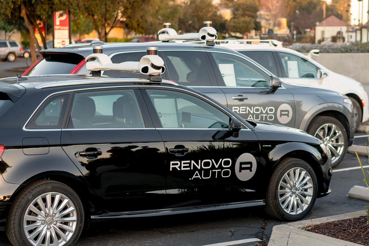 Toyota acquires software firm Renovo to help it speed up the development of self-driving technology