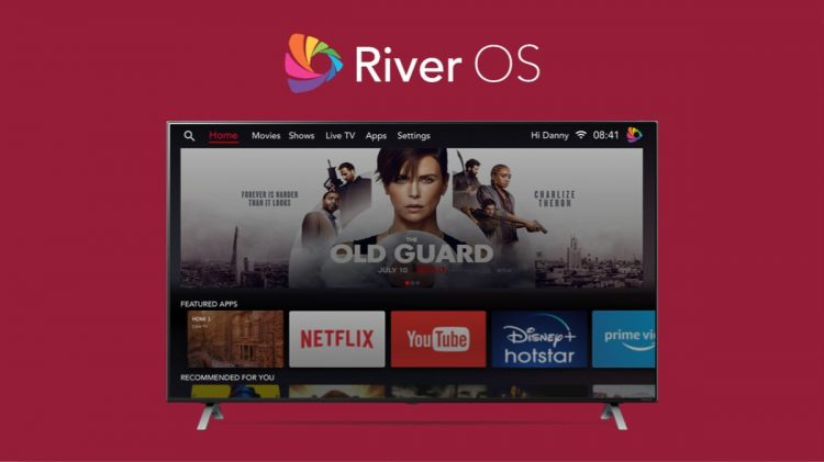 LG launches a new operating system for Smart TVs