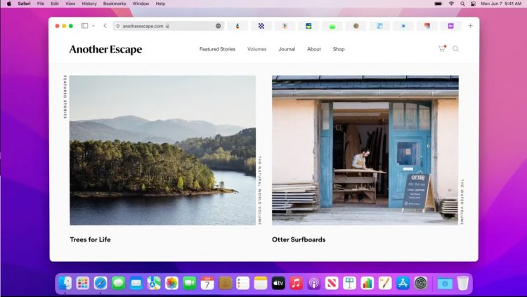 How to create and manage tab groups in Safari 15 for macOS?