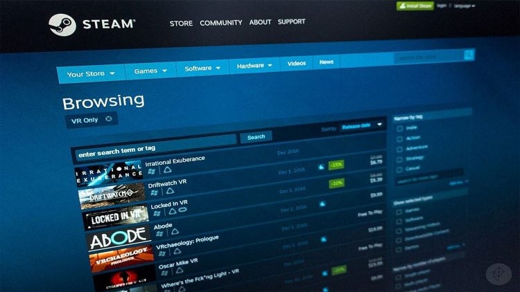 How to see your frames per second (FPS) in games using Steam?