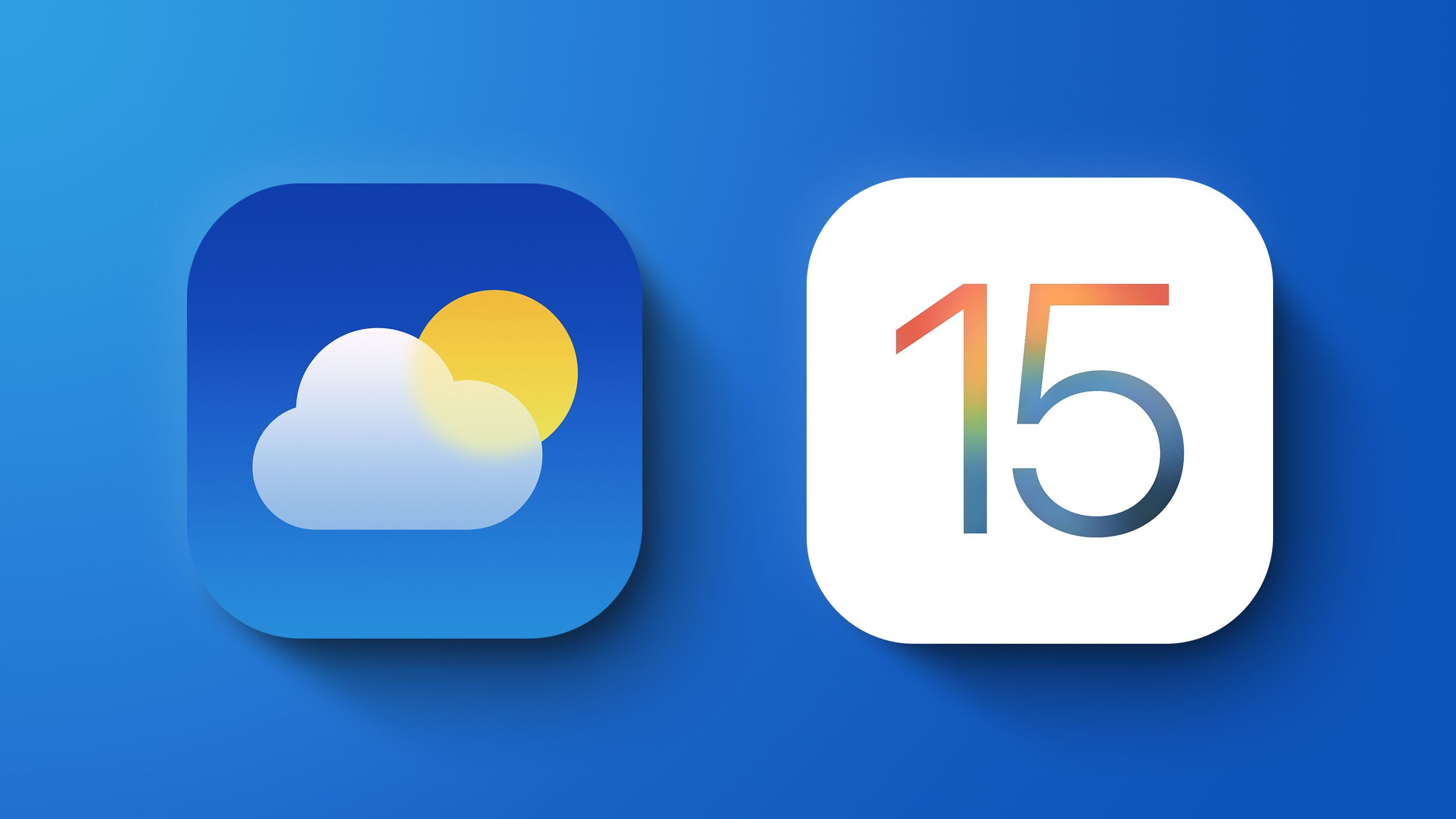 How to get weather notifications on your iPhone with iOS 15?