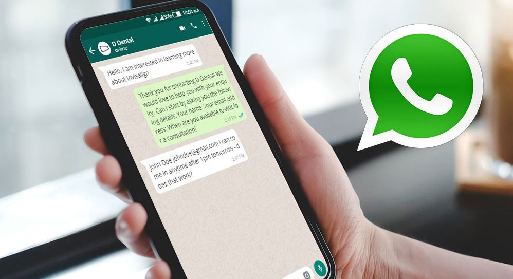 How to hide the photos you receive on WhatsApp?
