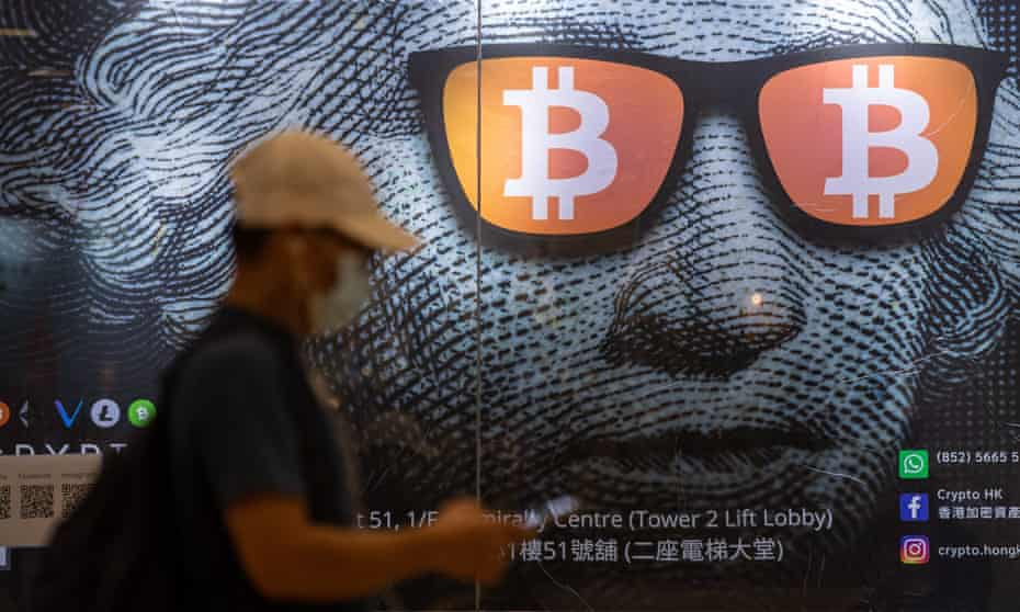 The United States has replaced China as the world's Bitcoin mining epicenter