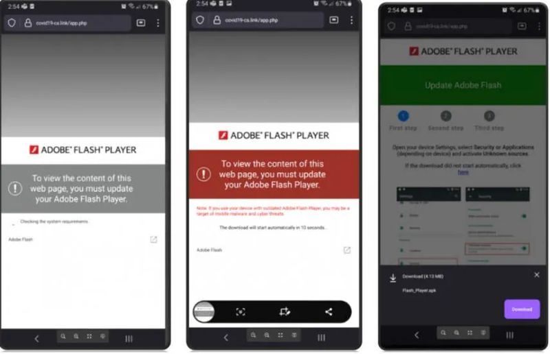 TangleBot: This Android trojan is capable of completely taking over devices