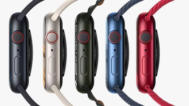 Apple announces Watch Series 7 release date