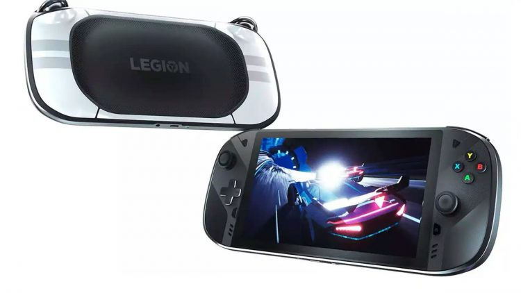 Lenovo Legion Play: There's a new Android handheld game console to rival Steam Deck