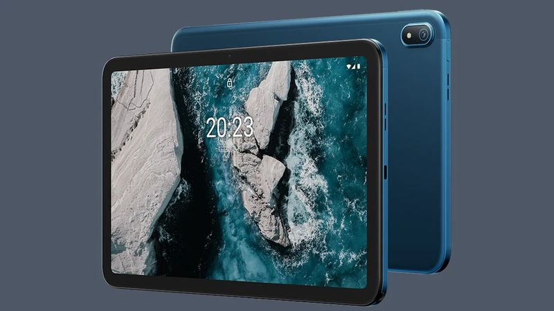 Nokia returns to the tablet world with the Nokia T20