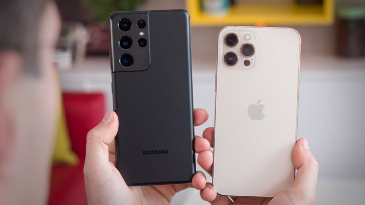 iPhone 13 Pro has a higher manufacturing cost than Samsung Galaxy S21+