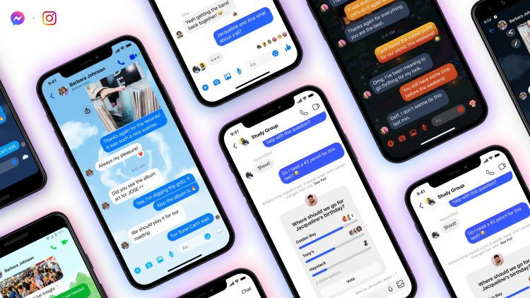 Cross-App Chats: Facebook Messenger and Instagram groups will be unified