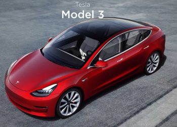 In Europe, Tesla's Model 3 is the first electric car to top monthly sales charts