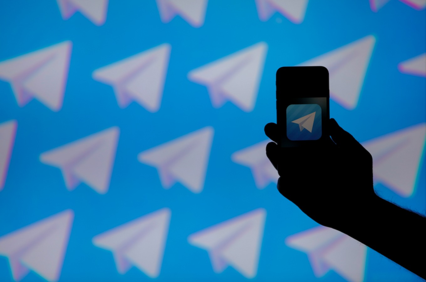 70 million users moved to Telegram during Facebook outage