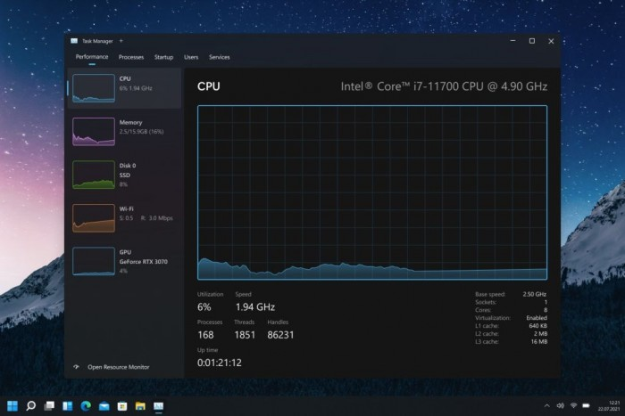How to open Task Manager on Windows 11?