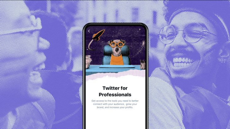 Twitter for Professionals will be available for businesses and content creators this week