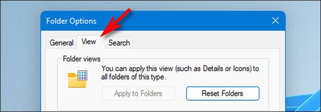 How to show hidden files on Windows 11?