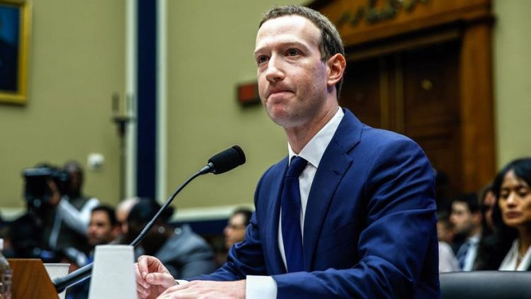 """Mark Zuckerberg commented on the whistleblower's claims: """"That's just not true."""""""